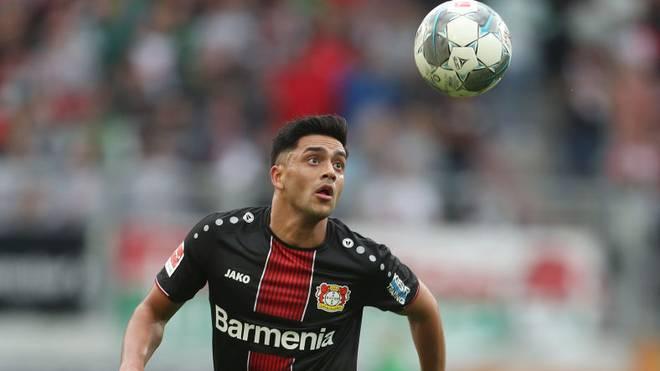 Nadiem Amiri steht erstmals im DFB-Kader