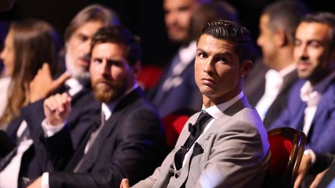 Cristiano Ronaldo (r.) und Lionel Messi halten in der Champions League nicht alle Rekorde