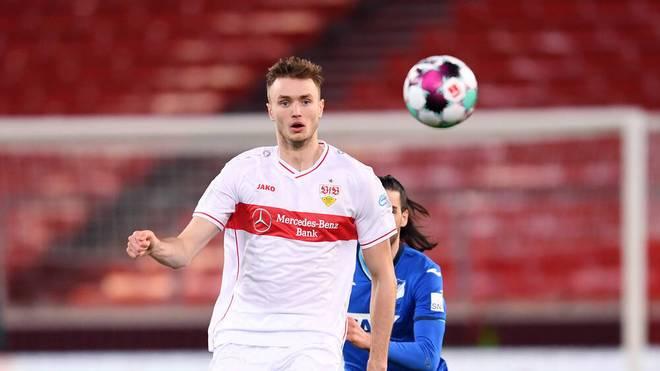 Sasa Kalajdzic ist in dieser Saison eine der größten Überraschungen beim VfB Stuttgart