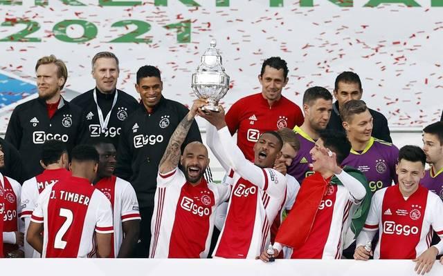 Ajax Amsterdam ist niederländischer Pokalsieger