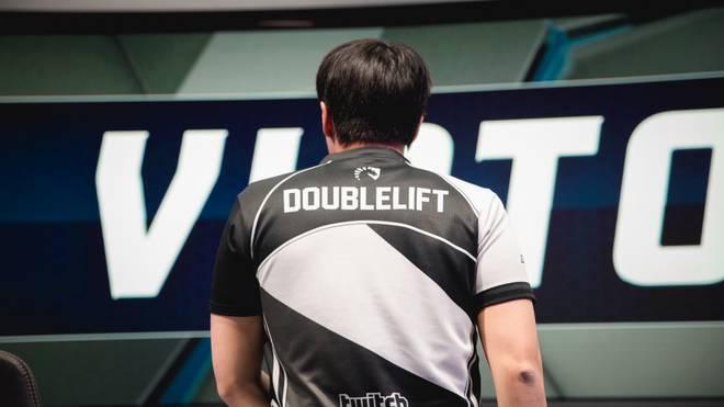 "Yiliang ""Peter"" ""Doublelift"" Peng wurde Opfer eines League-of-Legends-Clients-Bugs"