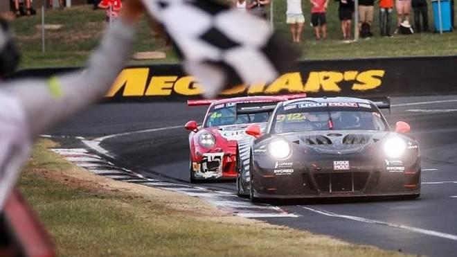 Porsche bricht den Bathurst-Fluch im letzten Rennen des 991.1