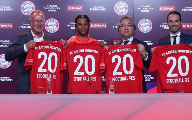 FC Bayern München wagt mit Pro Evolution Soccer 2020 den eSports-Einstieg.