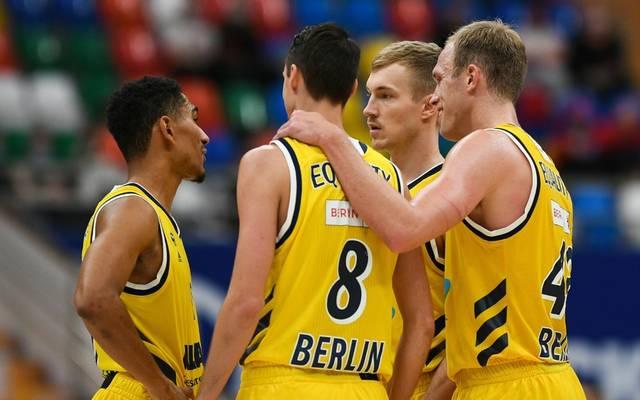ALBA Berlin verliert knapp gegen Moskau