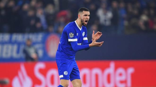 Nabil Bentaleb bleibt bei Schalke, fällt aber vorerst aus