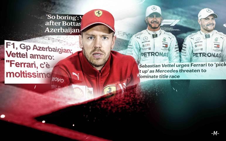 Viertes Rennen, vierter Tiefschlag für Ferrari: Nach dem Großen Preis von Aserbaidschan haben die Gazetten erneut kein Erbarmen mit Ferrari. Valtteri Bottas wird dagegen gefeiert und als größter Konkurrent von Lewis Hamilton im WM-Kampf gesehen. SPORT1 zeigt die internationalen Pressestimmen