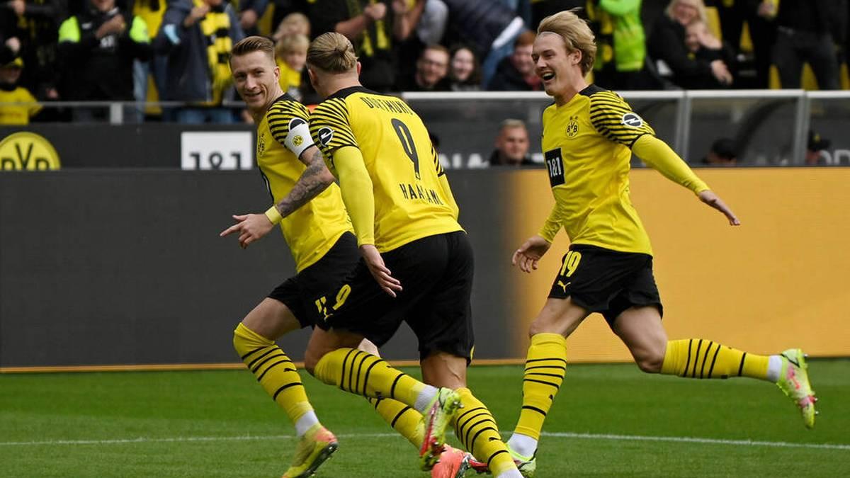 Dank Kapitän und Comebacker: BVB erobert Tabellenspitze