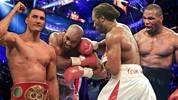 Klitschko, Holyfield, Tyson,