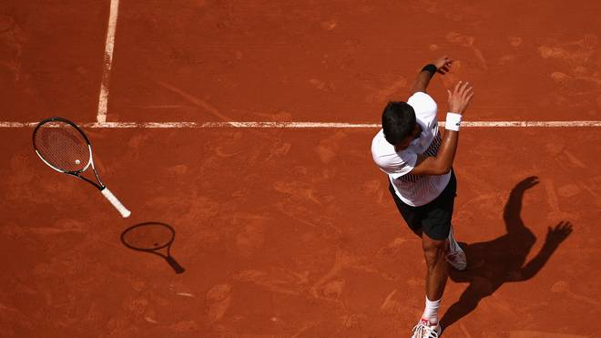 2017 French Open - Day Four