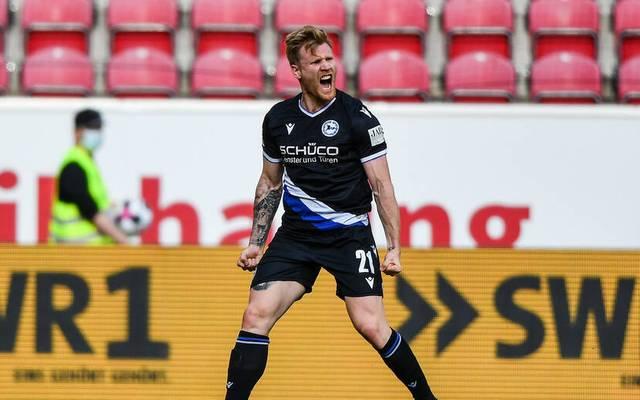 Arminia Bielefeld kämpft in der Bundesliga um den Klassenerhalt