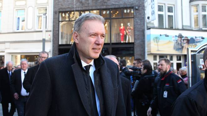 Jens Buchta übernahm den Posten von Clemens Tönnies im Aufsichtsrat des Schalke 04