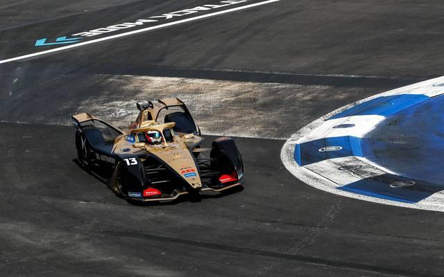 Antonio Felix da Costa fährt in der Formel E für das Team DS Techeetah