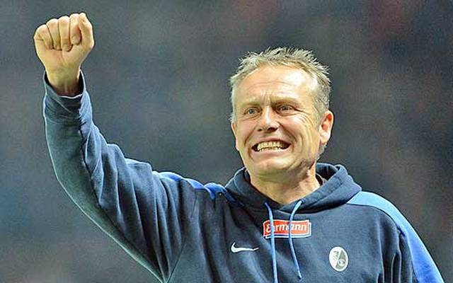Christian Streich will mit Freiburg Europa erobern