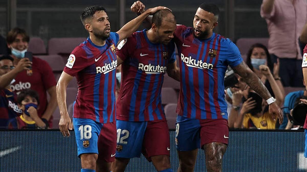 Backup wird Matchwinner! Barca siegt nach Messi-Abschied