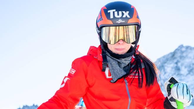 Ski alpin: Stephanie Brunner aus Österreich erleidet erneut Kreuzbandriss