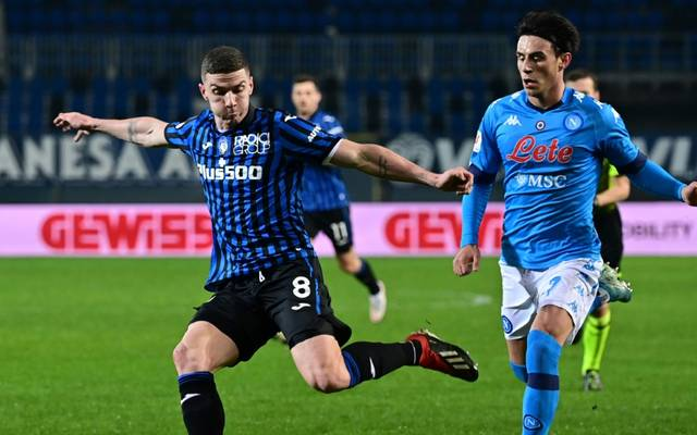 Int. Fussball / Coppa Italia