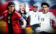 Fußball / U21-EM