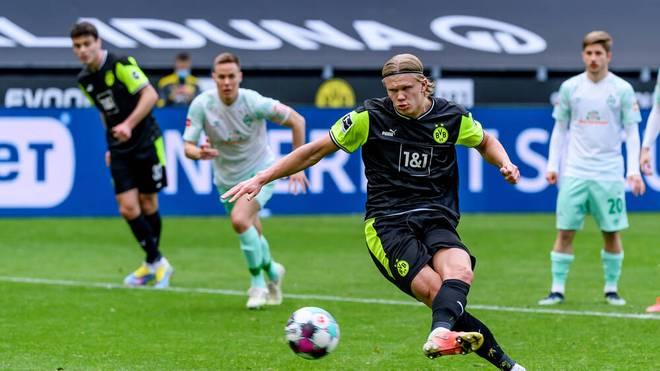 Erling Haaland lässt den BVB wieder von der Champions League träumen