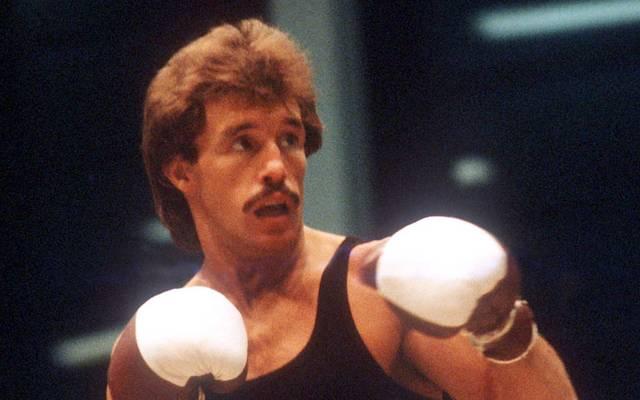 René Weller war von 1984 bis 1986 Europameister im Leichtgewicht
