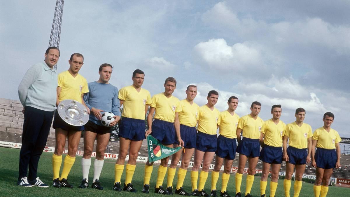 1967, EINTRACHT BRAUNSCHWEIG (2 Punkte)