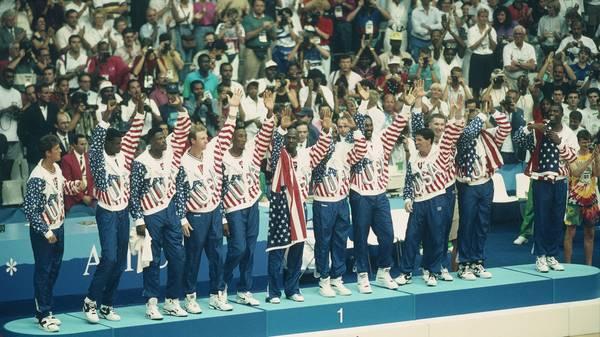 Das Dream Team von 1992