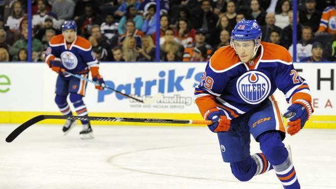 Leon Draisaitl kassiert mit den Edmonton Oilers die nächste Saisonpleite