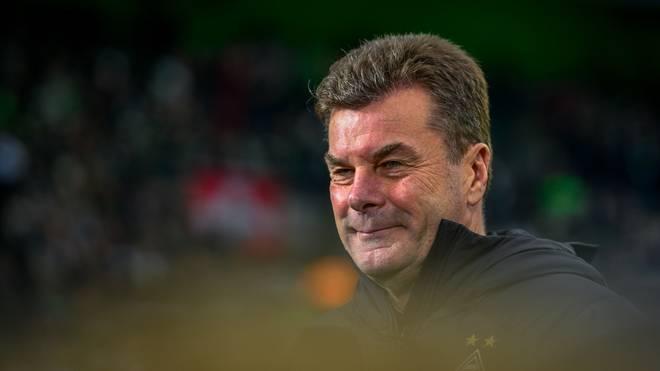 Nationalmannschaft: Dieter Hecking kann sich Bundestrainer-Job vorstellen