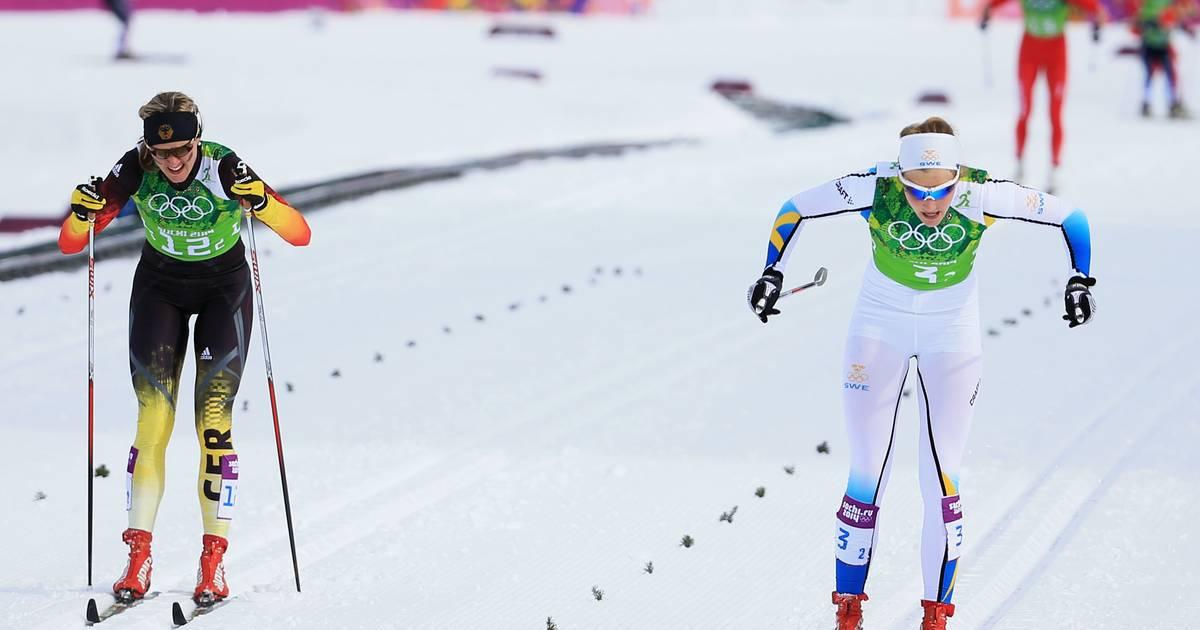 Biathlon: Langlauf-Star Stina Nilsson aus Schweden wechselt Sportart