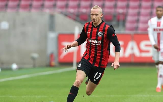 Sebastian Rode könnte bei Eintracht Frankfurt ins Team zurückkehren