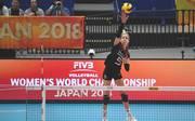 Volleyball / Frauen-EM LIVE im TV auf SPORT1