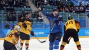 Ice Hockey - Winter Olympics Day 6 - Finland v Germany