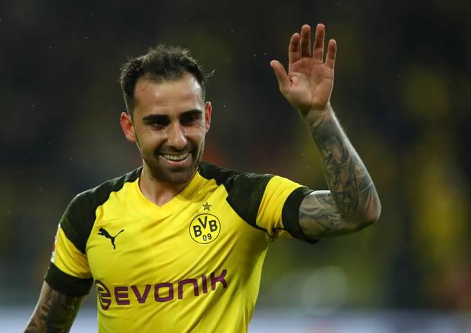 Dieser Mann ist ein Glückstreffer für den BVB! Beim 2:0-Erfolg gegen den SC Freiburg erzielte Papo Alcacer bereits sein 10. Saisontor - und stellte einen Rekord ein. SPORT1 zeigt die unglaubliche Tor-Statistik des Spaniers