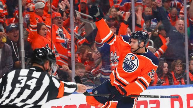 Leon Draisaitl ist Scoring-Champion in der NHL