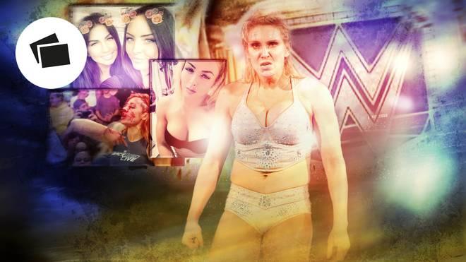 Charlotte Flair (r.) führt den stärksten WWE-Frauenkader aller Zeiten an
