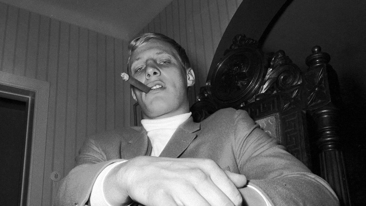 Norbert Grupe pflegte sein Image als kontroverse Figur
