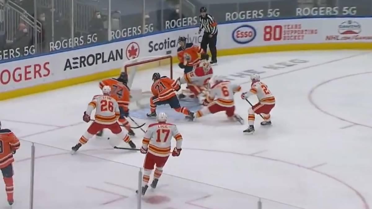 Der fünfmalige Stanley-Cup-Sieger setzt sich 3:2 gegen die Calgary Flames durch, bei allen drei Oilers-Toren ist das deutsche Duo Dominik Kahun und Leon Draisaitl direkt beteiligt.