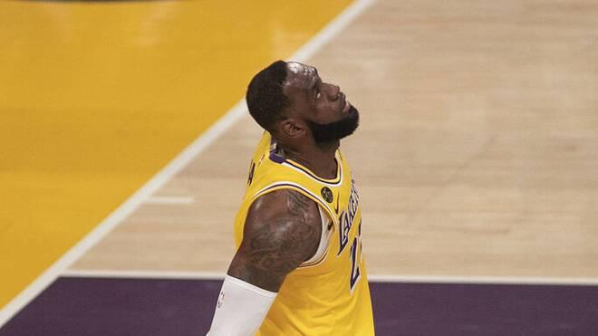 NBA-Champion Los Angeles Lakers um Superstar LeBron James sollen noch vor Weihnachten in die neue Saison starten