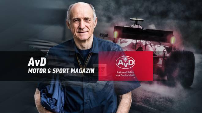 Franz Tost ist am Sonntag zu Gast im AvD-Magazin auf SPORT1