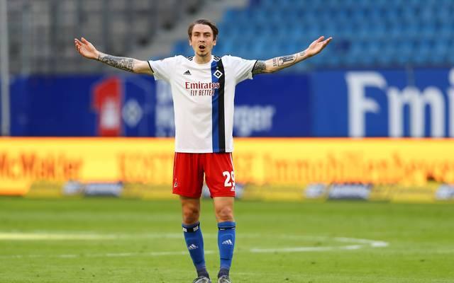Adrian Fein wird den Hamburger SV verlassen