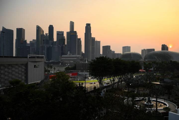 Die Formel 1 macht Station in Singapur. Das Nachtrennen in Asien ist das wohl spektakulärste im Rennkalender der Königsklasse