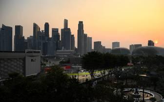 Formel 1, Singapur
