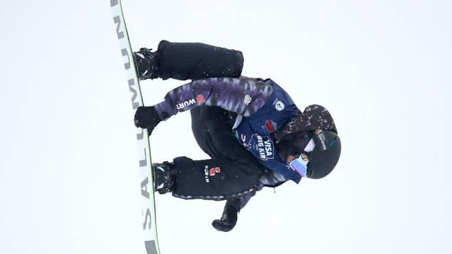 Leon Gütl bei den Freestyle-Weltmeisterschaften in Aspen