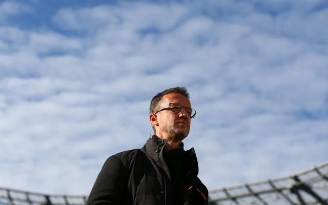 Fredi Bobic und Eintracht Frankfurt reisen im Winter in die USA