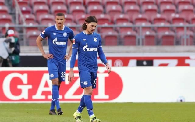 Der FC Schalke verliert in Stuttgart deutlich mit 1:5