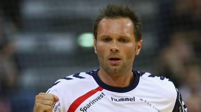 Lars Christiansen ist Rekordspieler bei der SG Flensburg-Handewitt