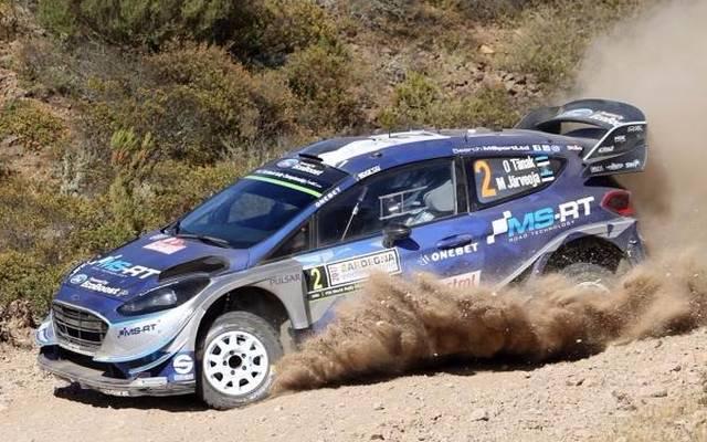 Das erste Mal ist immer am schönsten: Ott Tänak ist seit heute WRC-Sieger!