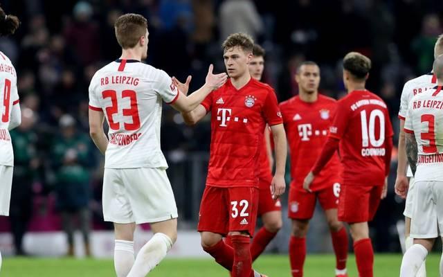 RB Leipzig trifft am 3. April auf die Bayern