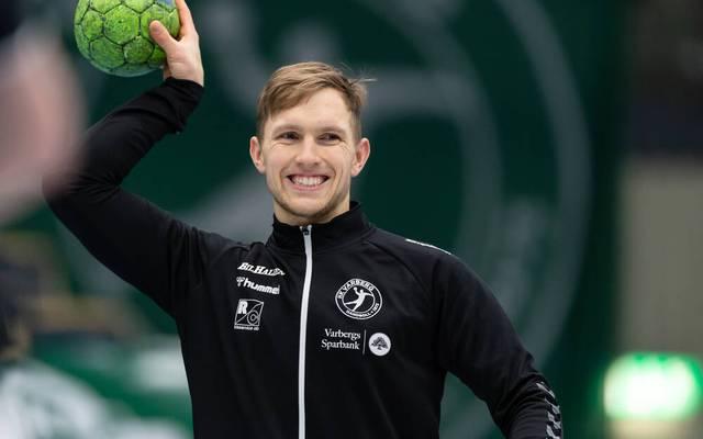 Karl Toom wechselt in die Handball-Bundesliga
