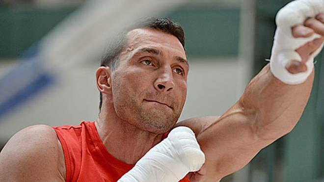 """Wladimir Klitschko ist """"Dr. Steelhammer"""""""