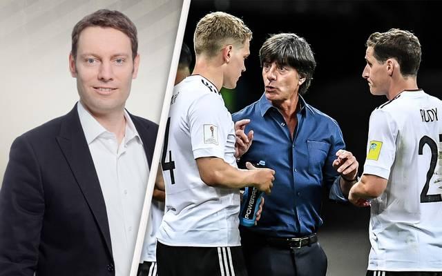 DFB-Auswahl Joachim Löw